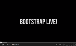 Bootstrap LIVE