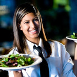 Waiters who leave mints earn more tips.